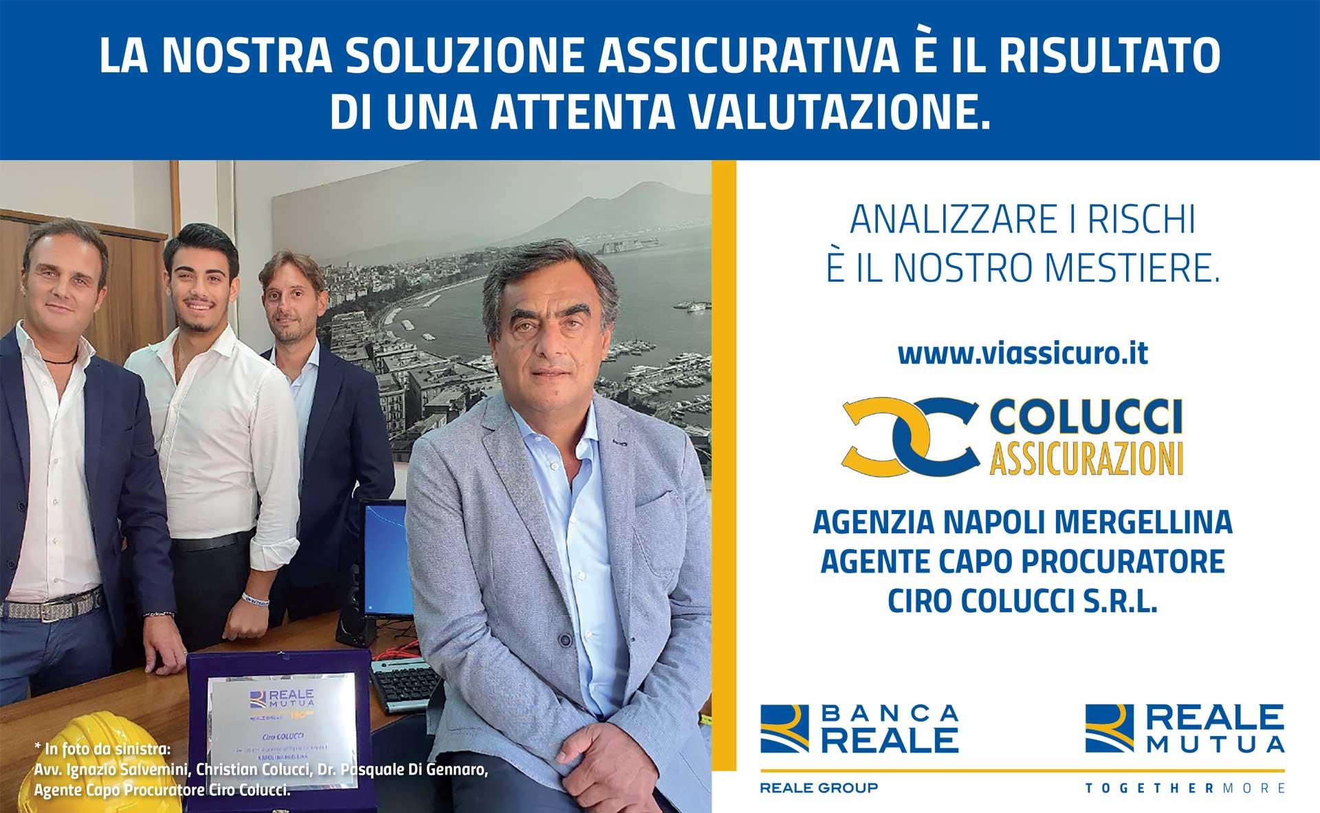Reale Napoli Mergellina - Colucci Srl